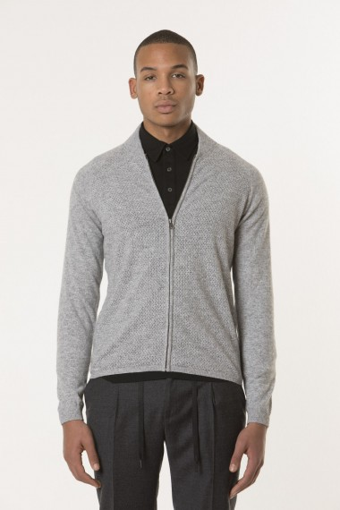 Men Cardigan LUCQUES I/W 17-18