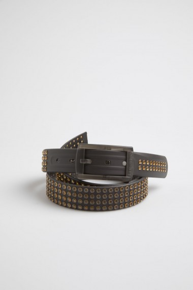 Gürtel TIE-UPS braun H/W 17-18
