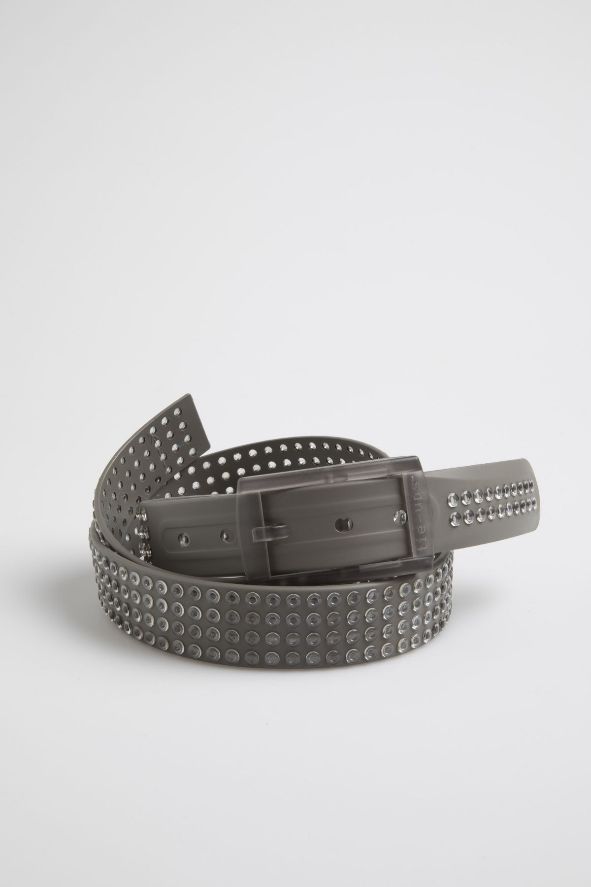 Belt TIE-UPS mud brown F/W 17-18