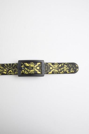 Cintura TIE-UPS nero / giallo A/I 17-18