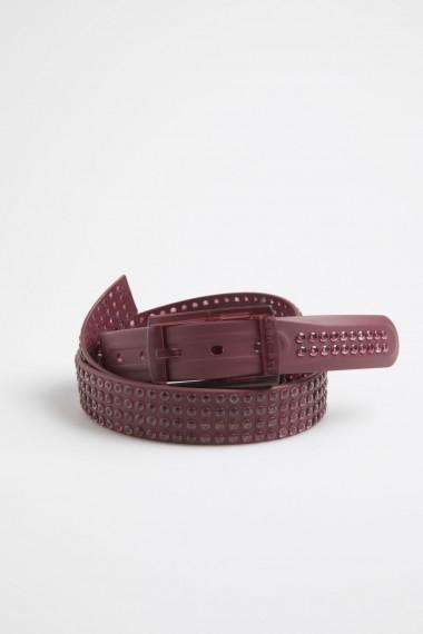 Cintura TIE-UPS rosa scuro A/I 17-18