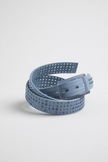 Cintura TIE-UPS azzurro A/I 17-18