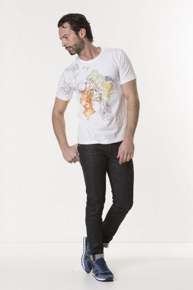 Männer T-shirt ETRO F/S 18