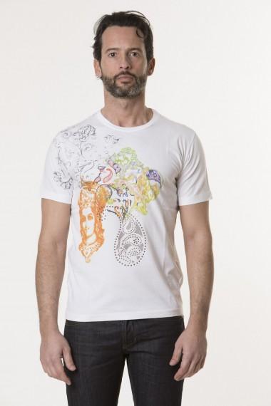 Man T-shirt ETRO S/S 18
