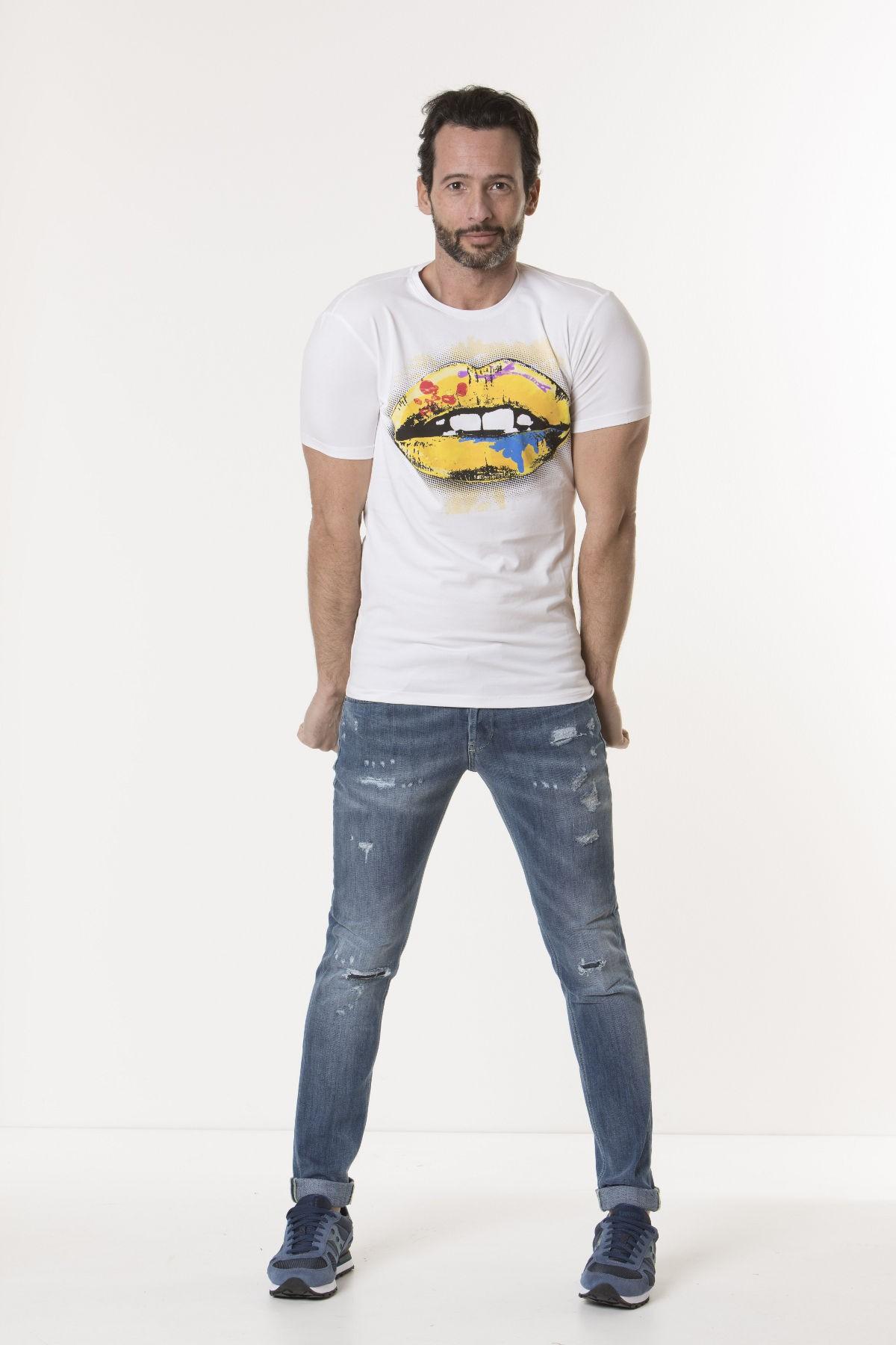 T shirt per uomo ANTONY MORATO PE 18