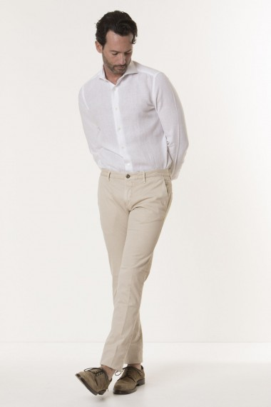 Pantaloni per uomo INCOTEX P/E 18
