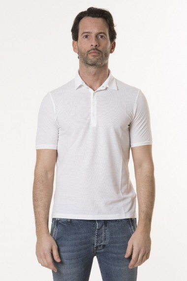 Man's Polo shirt ZANONE S/S 18