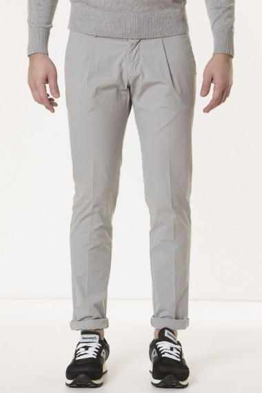 Trousers for man MICHAEL COAL S/S 18