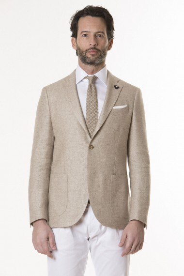 Jacket for man LARDINI S/S 18