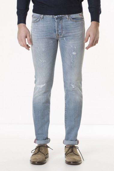 Jeans for man ROY ROGER'S S/S 18