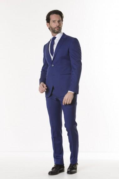 Männer Anzug LUIGI BIANCHI MANTOVA