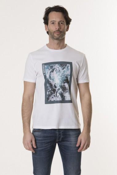 Männer T-shirt PAOLO PECORA F/S 18