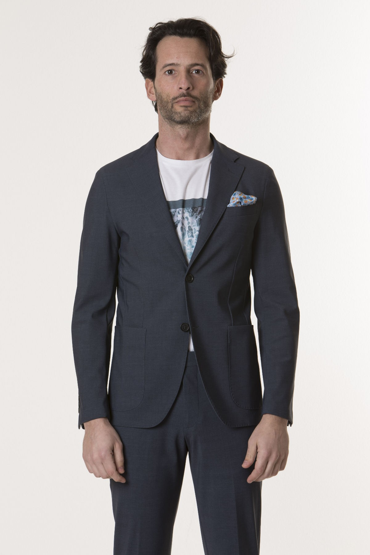Jacket for man TRAIANO S/S 18