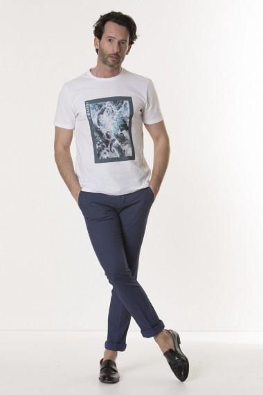 Pantaloni per uomo ENTRE AMIS P/E 18
