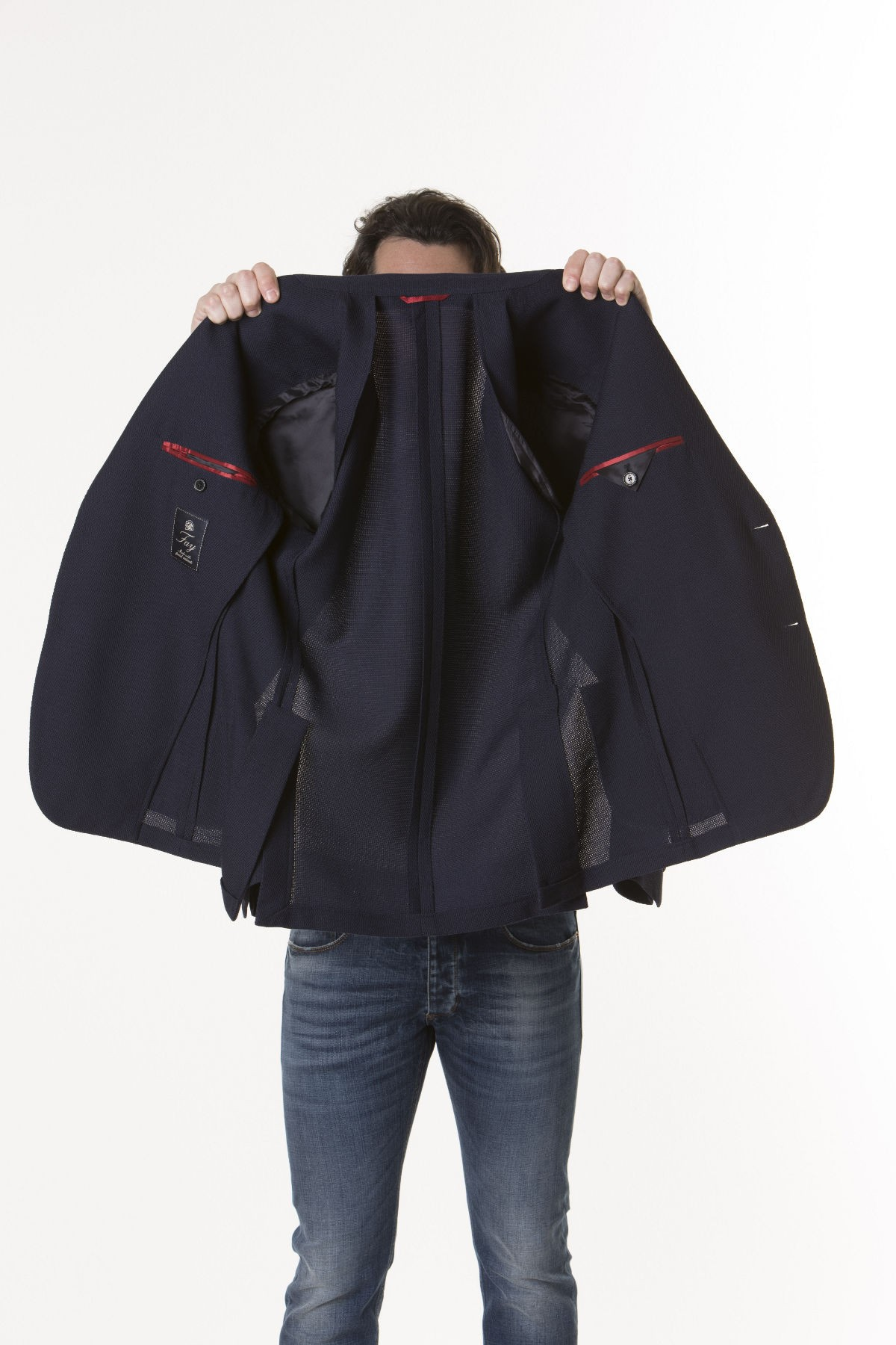 size 40 accd1 72ecb Jacket for man FAY S/S 18