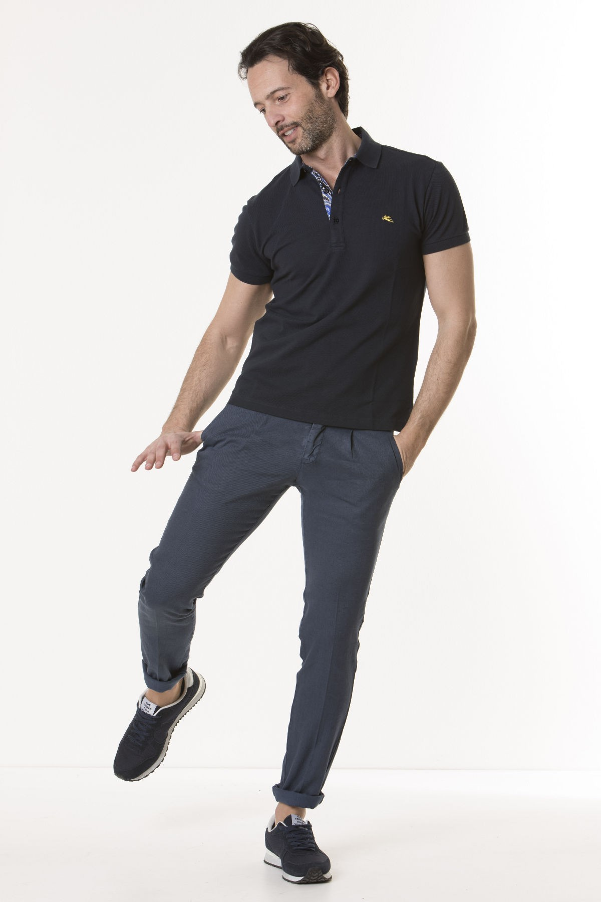 ac119ebe Polo for man ETRO S/S 18 - Rione Fontana