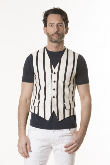Vest for man BRIAN DALES S/S 18