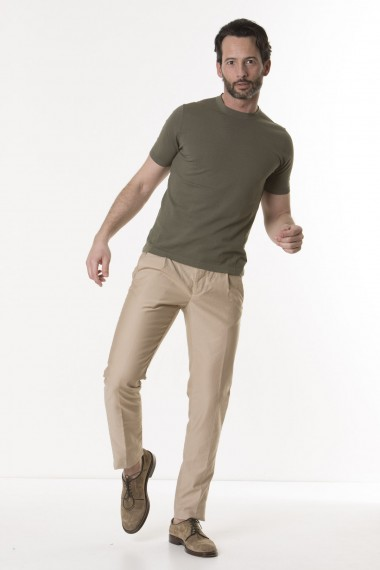Trousers for man INCOTEX S/S 18