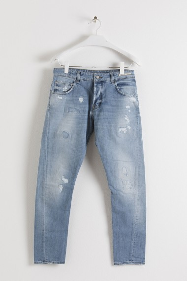 Jeans per uomo DON THE FULLER P/E 18