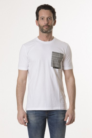 T-shirt for man PAOLO PECORA S/S 18