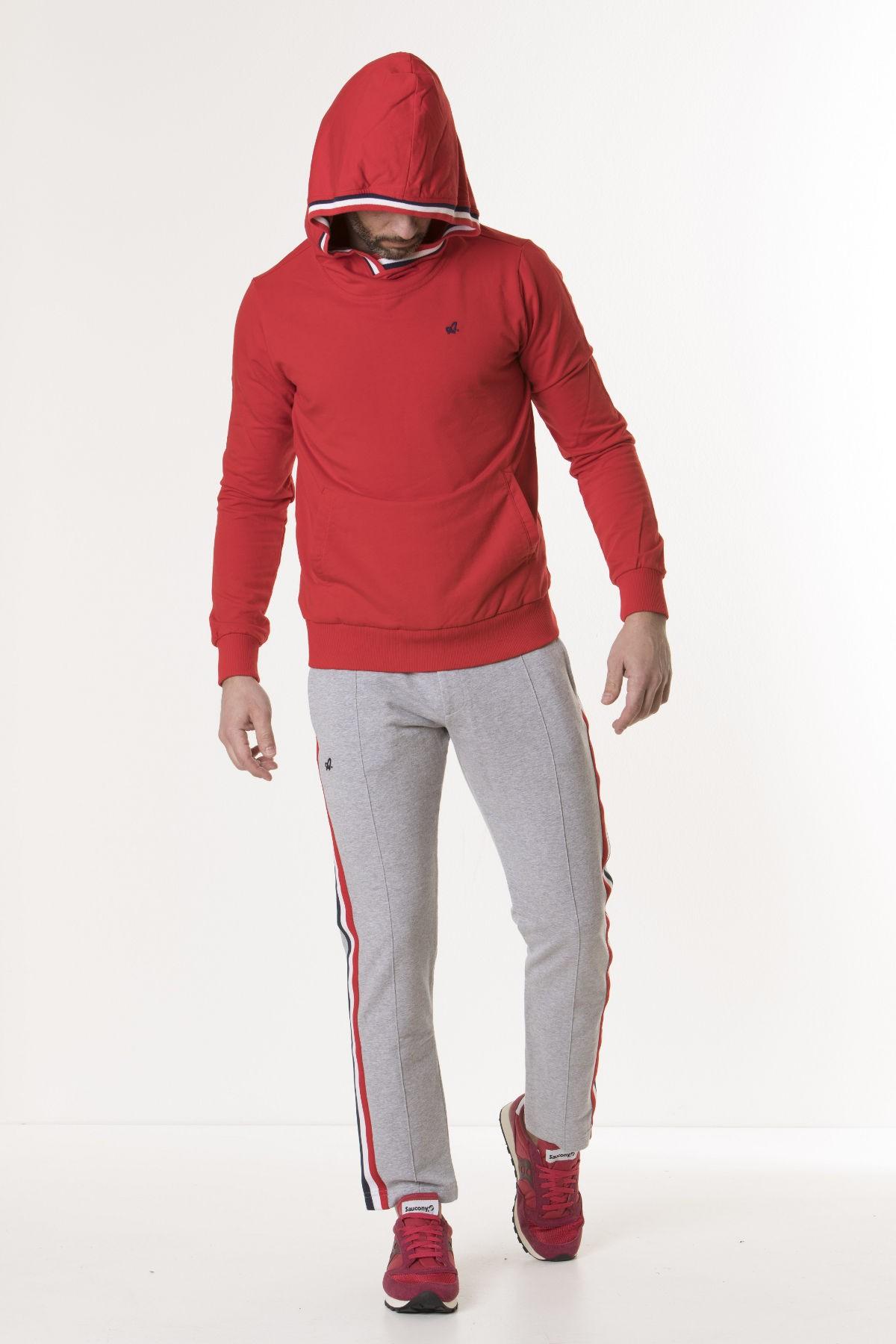 Sweatshirt for man RED COURT AUSTRALIAN S/S 18