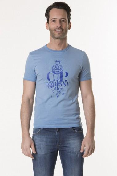 T-shirt per uomo C.P. COMPANY P/E 18