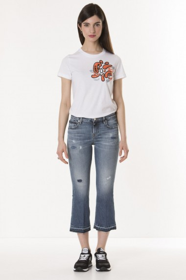 Jeans per donna DON THE FULLER P/E 18