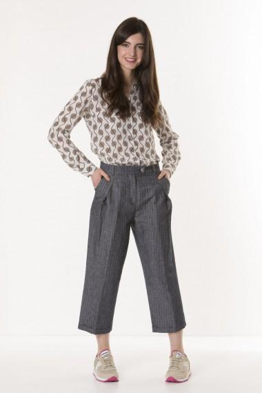 Pantaloni per donna FFLOWERS P/E 18
