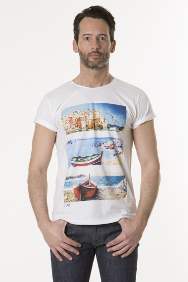 T-shirt for man EXXIT S/S 18