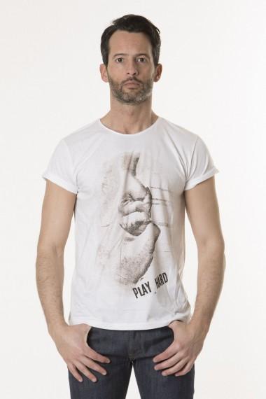 T-shirt per uomo EXXIT P/E 18