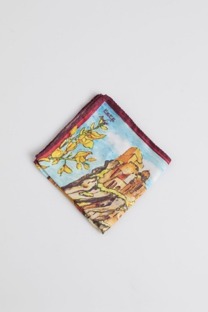 POCKET SQ ISCHIA
