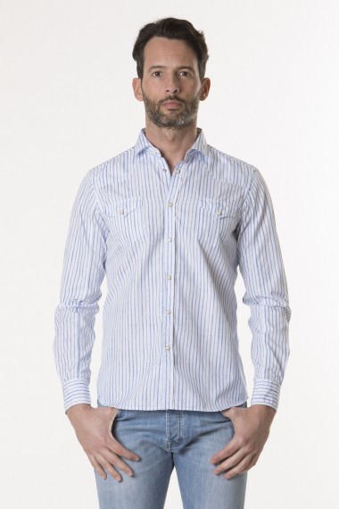Shirt for man GHERARDI S/S 18