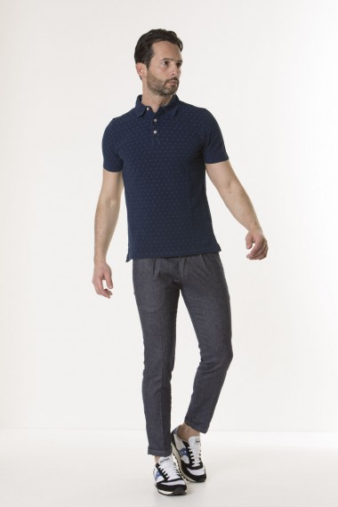 Polo for man RIONE FONTANA S/S 18