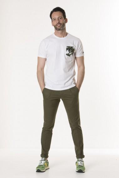 T-shirt per uomo MC2 SAINT BARTH P/E 18