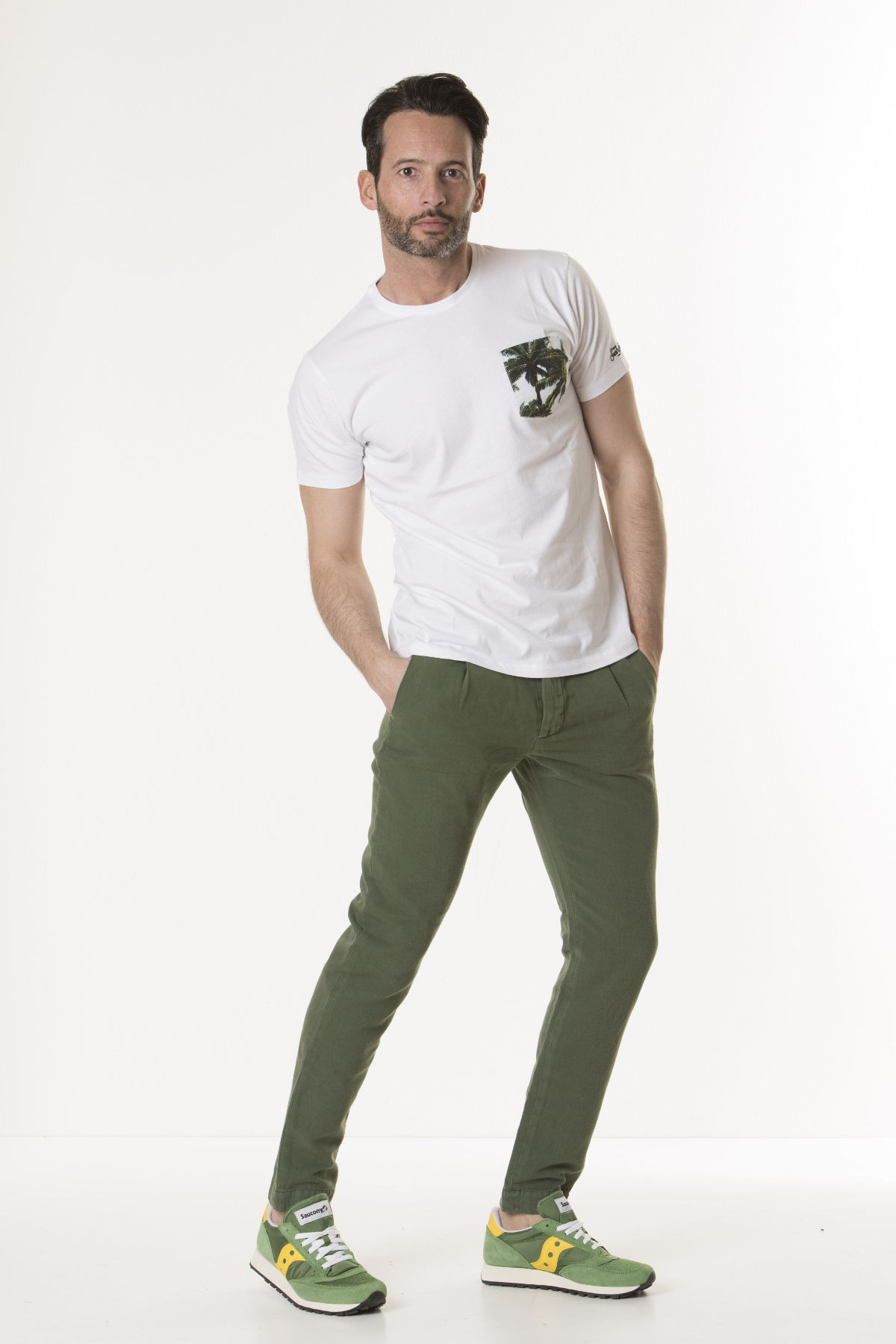 Trousers for man NINE IN THE MORNING S/S 18