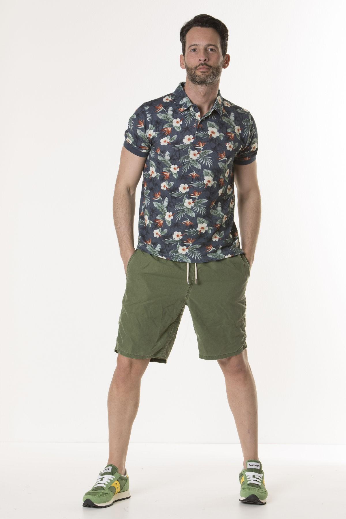 Swimsuit shorts for man MC2 SAINT BARTH S/S 18