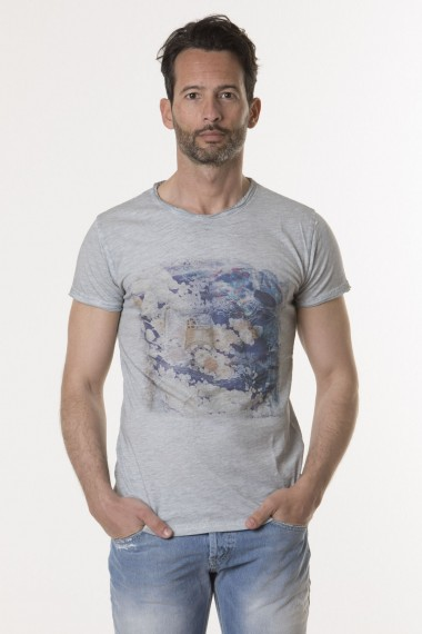 T-shirt for man ATHLETIC VINTAGE S/S 18