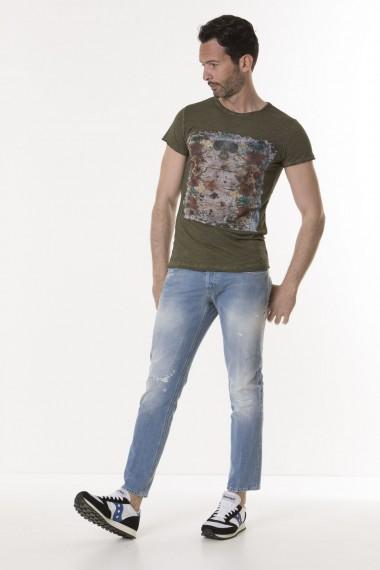 T-shirt per uomo ATHLETIC VINTAGE P/E 18