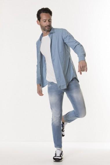 Camicia per uomo ELEVENTY P/E 18