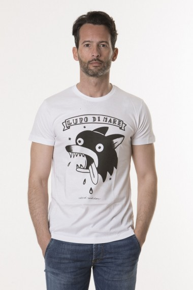 T-shirt per uomo COLORED REVOLUTION P/E 18