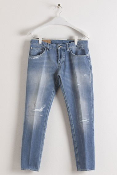 Jeans for man DONDUP S/S 18