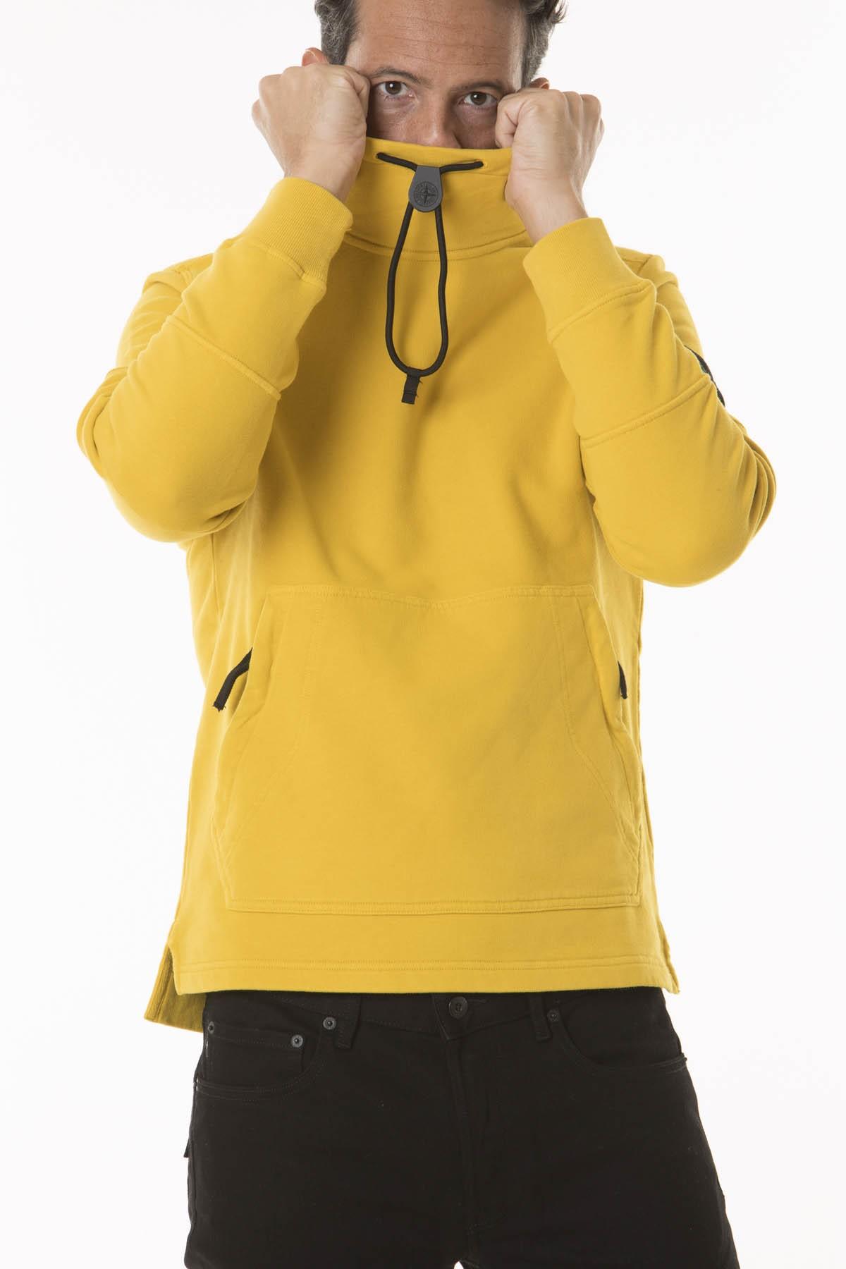 0699287d855a Sweatshirt for man STONE ISLAND F W 18-19 - Rione Fontana
