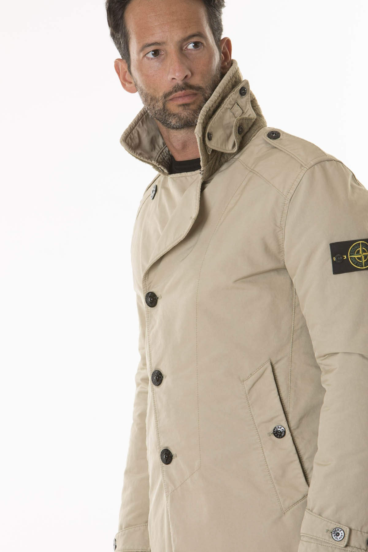 Island Stone Primaloft® Männer David Trench 19 Tc With Technology 18 Insulation Hw IWEHD92