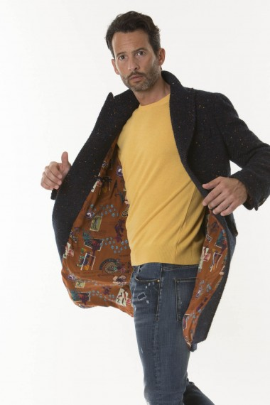 Cappotto per uomo ETRO A/I 18-19