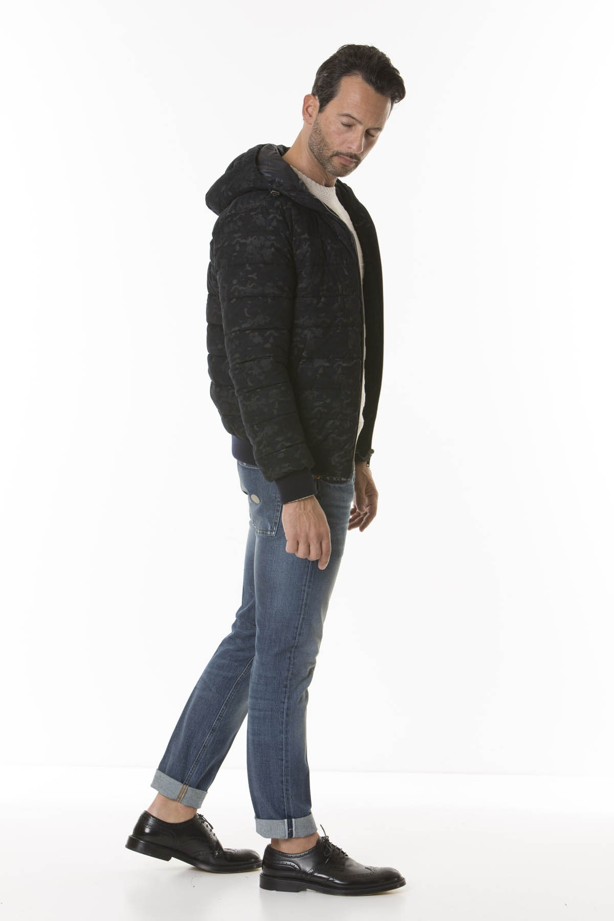 Jacket for man IN-TECH HERNO F/W 18-19