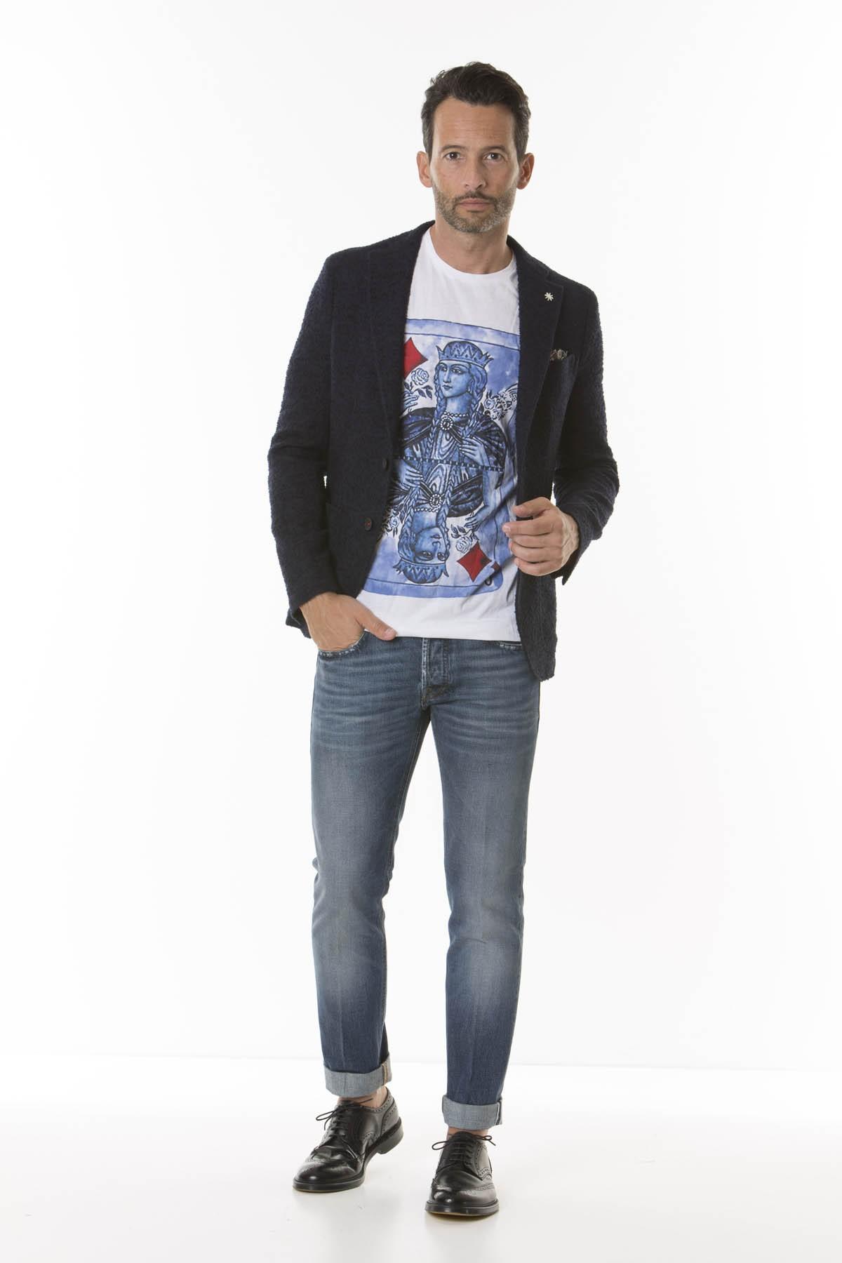 Jacket for man MANUEL RITZ F/W 18-19