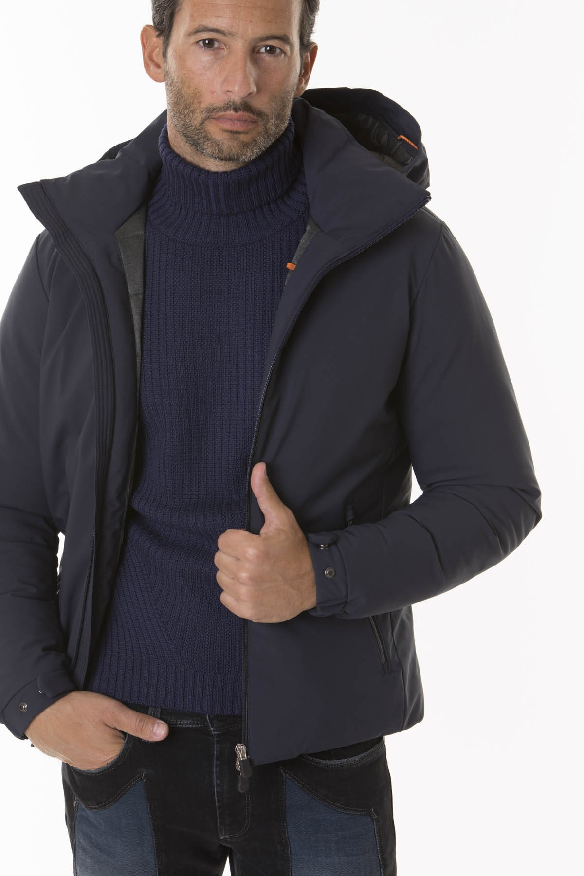 Jacket for man SAVE THE DUCK F/W 18-19