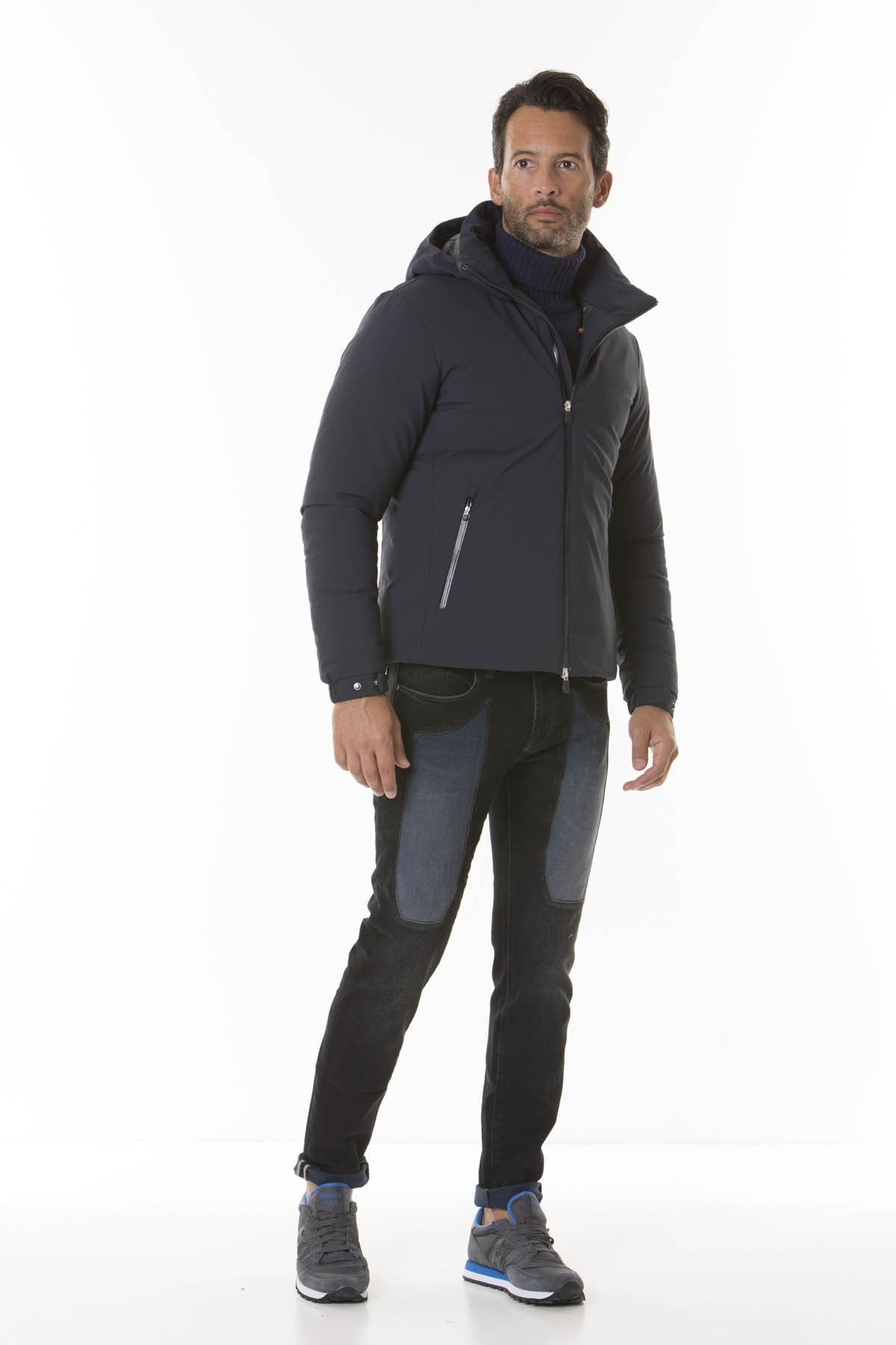 Jacket for man  D3659M SMEG7 SAVE THE DUCK F/W 18-19