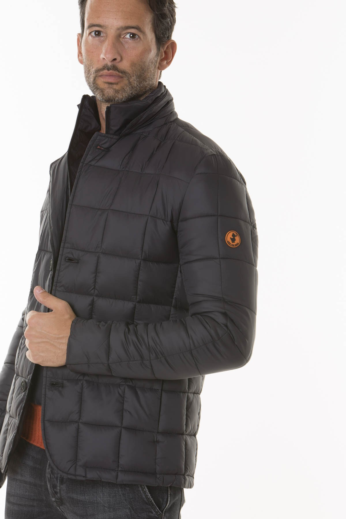 sale retailer d3582 7f67e Jacket for man D3714M GIGA7 SAVE THE DUCK F/W 18-19