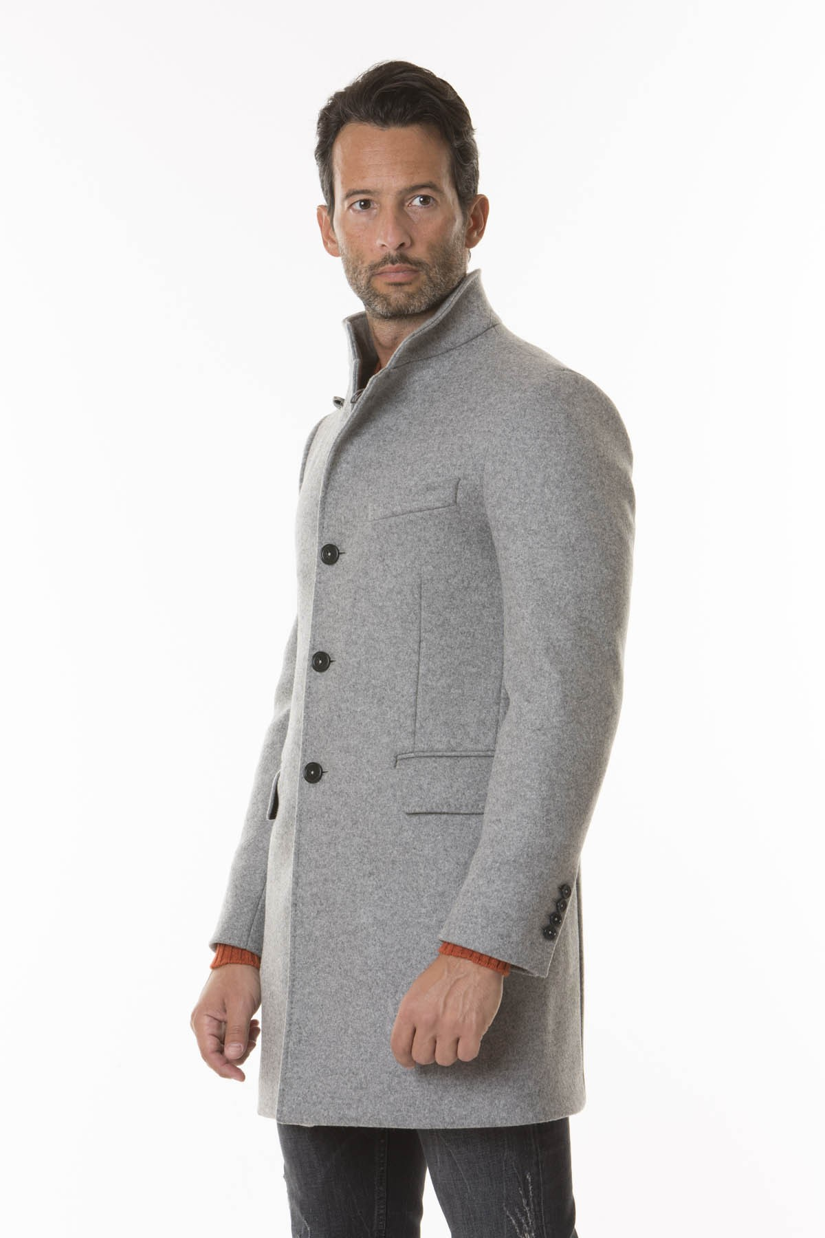 the best attitude 09ab2 f0c06 Cappotto per uomo FAY A/I 18-19